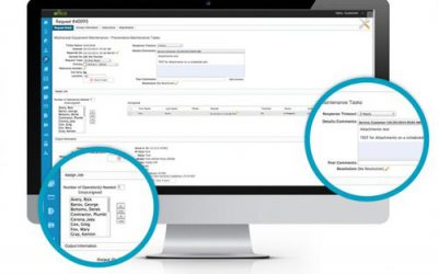 CPM Integrated Workplace Management System: The Move Module Powered by iOffice