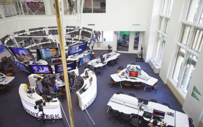USC Annenberg School for Communication and Journalism Opens to the Public